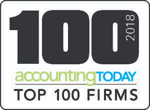 Logo for Accounting Today Top 100 Firms