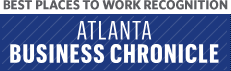 Logo for places to work - Atlanta Business Chronicle