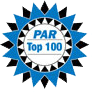 Logo for PAR Top 100