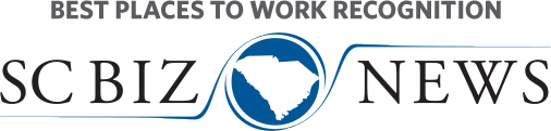 Logo for best places to work - SC Biz New