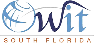 WIT women in technology south florida logo