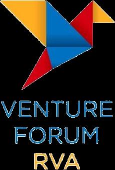 Logo venture forum rva