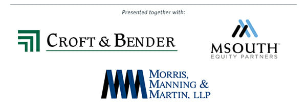 Sponsorship Logos ATL Seminar Planning For Long Term Business Transitions