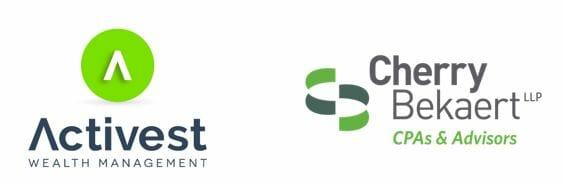 Activest & Cherry Bekaert Sponsorship Logo