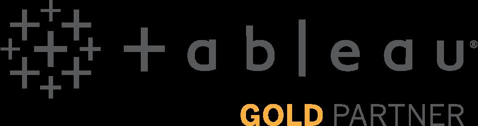 Tableau Gold Partner logo