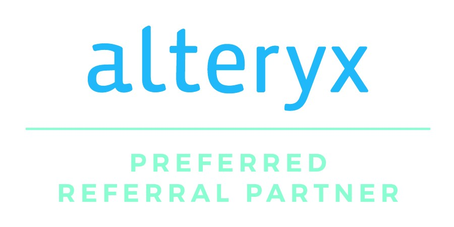 Alteryx Preferred Referral Partner Logo