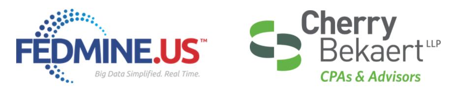 Fedmine & Cherry Bekaert Sponsorship Logo