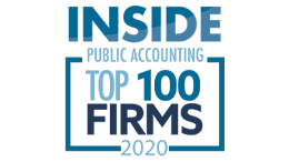 Inside Public Accounting Top 100 Firms