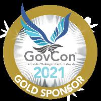 GovCon 2021 Sponsor Badge Gold SM