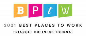 Triangle business journal's Best Places to Work 2021